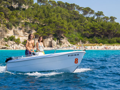 PowerBoats Cala Galdana